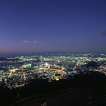 *新日本三大夜景☆皿倉山(当館より車で10分)
