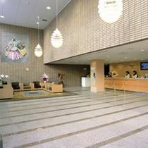 ホテルフロント・エントランス