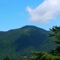 夏の明星ヶ岳