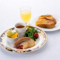 ご朝食お子様料理一例