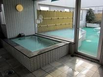 露天風呂&内風呂