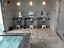 風呂の洗い場