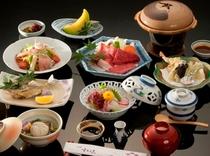 ◆プチ歓送迎会◆ 〜限定特選 和会席〜お料理一例