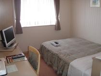 ホテル松美 シングル部屋画像2