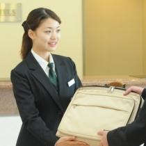 荷物のお預かり☆ご滞在中はもちろん、チェックイン前、チェックアウト後もお預かりいたします