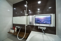デラックスツインル-ム 浴室