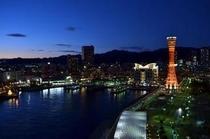 神戸夜(メリケンパーク&ハーバーランド)