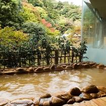 姉妹館・鴻朧館 ご婦人大浴場「銀波の湯」◆営業時間:9時~24時/朝6時~8時