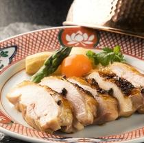 おすすめ別注料理◆有馬の名産品「山椒」を使用!地鶏山椒焼き 3,780円