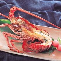 おすすめ別注料理◆伊勢海老 半身塩焼き 3,780円