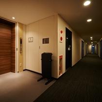 【廊下】エレベーターホール
