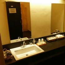 新・浴場 洗面台