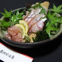 川魚のお刺身