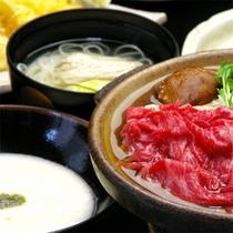 カップルチョイス<和牛すき焼き会席>