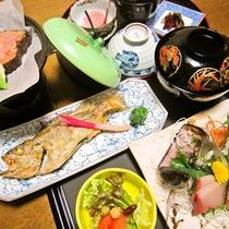 【日替り・ご夕食例】