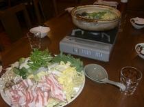 冬の鍋料理