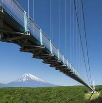 ■スカイウォーク■  日本一のつり橋