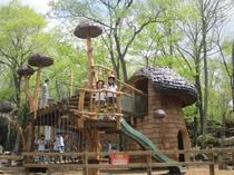 おもちゃ王国のワクワク大冒険の森(軽井沢おもちゃ王国)