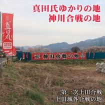 真田/上田合戦の地