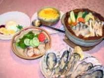 冬の味覚牡蠣