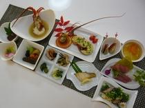 ☆当館のおすすめ☆ トクトク【伊勢エビ】プラン!/夕食例