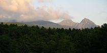 蓼科湖から八ヶ岳を望むR3