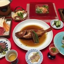 福寿館料理例