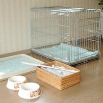 ◆ペット同伴専用のお部屋にご用意