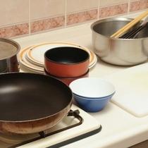 ◆無料貸し出し キッチンセット