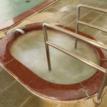 【バイブラ風呂】女湯/ジャグジーの程よい刺激で、日頃の疲れを癒してくれます。