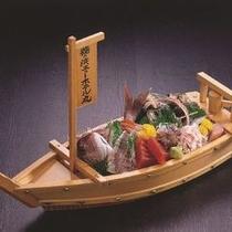 【日本海コース/チョイス:お刺身盛り合わせ】(2~3名利用時は個人盛り)※一例