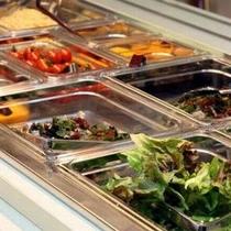 【ご朝食バイキング】/新鮮野菜がたっぷり!サラダバーも ※一例