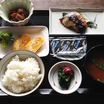 ≪朝食一例≫