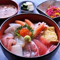 海鮮丼コース_2