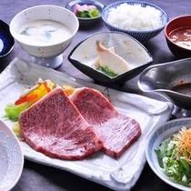 米沢牛ステーキ_2
