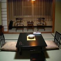 【西館】和室10畳(一例)