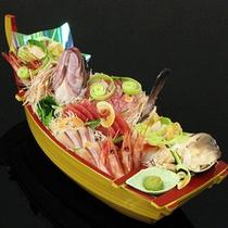 海鮮舟二人盛イメージ