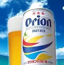 沖縄といえばオリオンビール