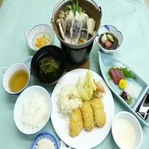 定番夕食(一例)