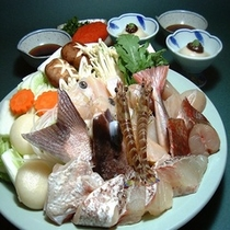 選べるお鍋プラン【魚チリ鍋】