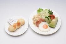 モーニング朝食 例
