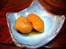 杏のウーロン茶漬け(お食事の一例 )