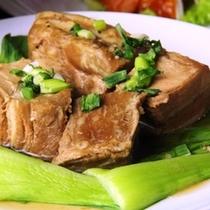 中華夕食♪豚の角煮