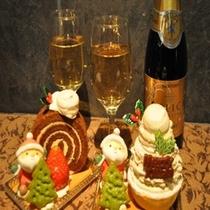クリスマスケーキ イメージ