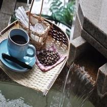 温泉コーヒー