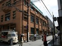 アートコンプレックス1928                   京都ガーデンホテルより徒歩8分
