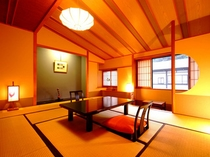 和室10畳のお部屋