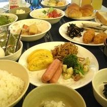 朝食【和洋バイキング】イメージ