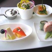 ボルドー ランチ『前菜』イメージ