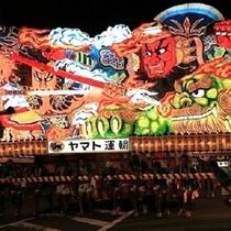 ねぶた祭りイメージ